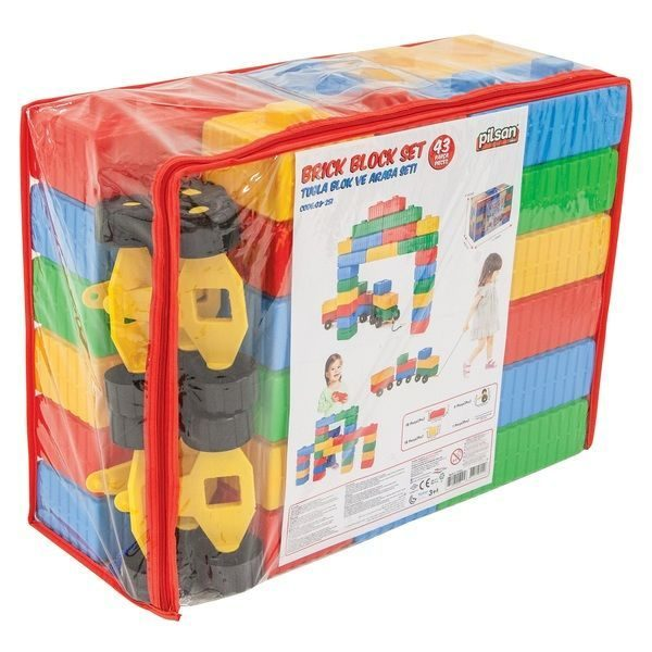 Конструктор MEGA BLOCKS 43 эл