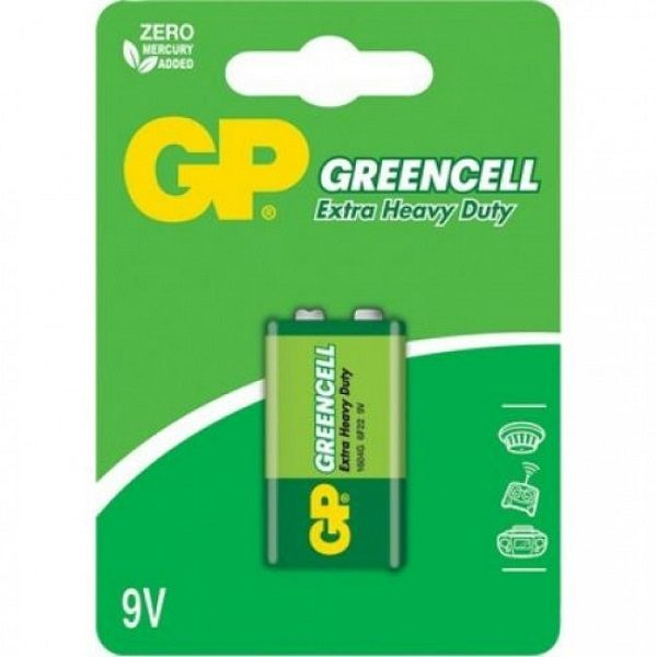 Крона GP 1604G U1 Greencell