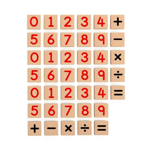 Магнитный цифры (40 шт набор)