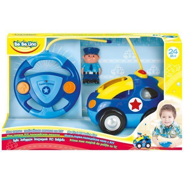 Моя первая р/у полицейская машина