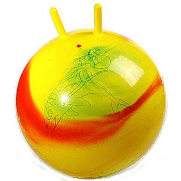 Мяч с рожками Польша d65 см