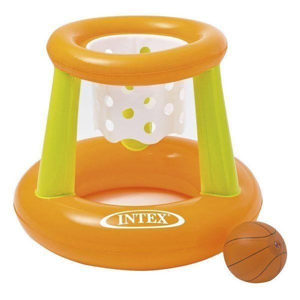 Надувное водное баскетбольное кольцо 67×55cm