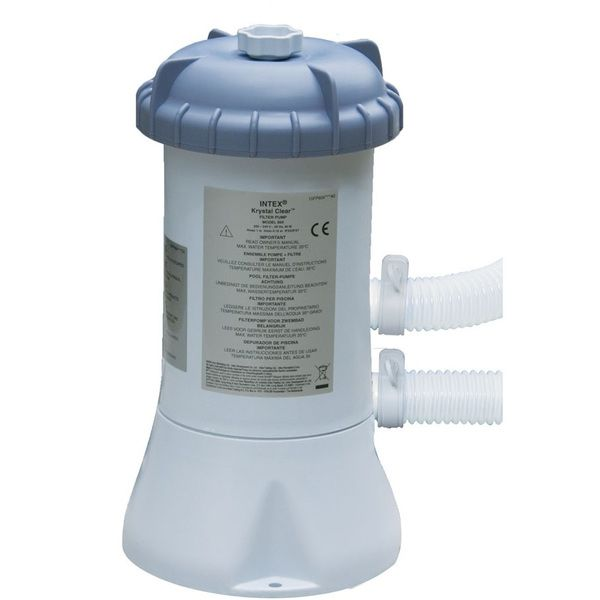 Насос — фильтр для бассейна INTEX