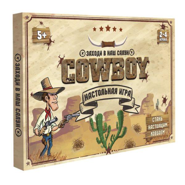 """Настольная Игра """"Cowboy"""""""