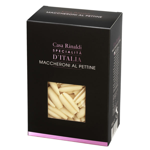 Paste Casa Rinaldi Maccheroni al Pettine 500 g