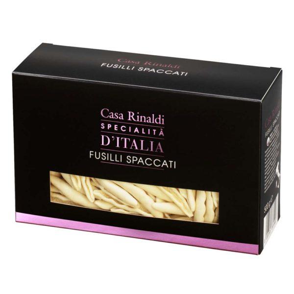 Paste Casa Rinaldi Fusilli Spaccati Calabria 500 g