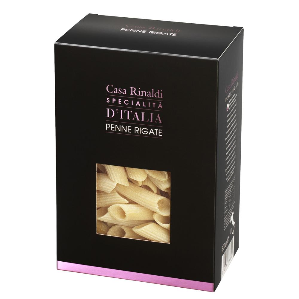 Paste Casa Rinaldi Penne Rigate di Calabria 500 g