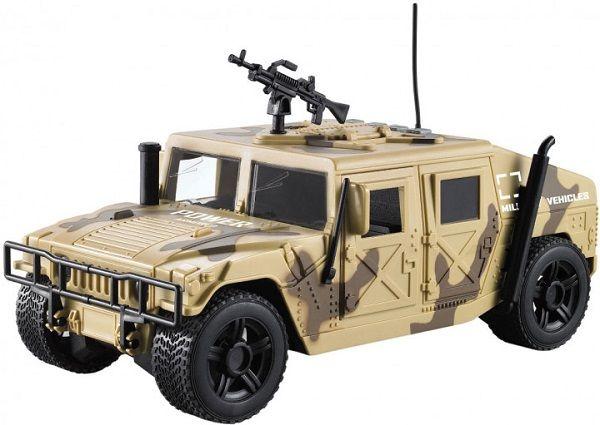 """1:16 Masina cu inertie """"Military Armoured"""" (lumina / sunet)"""