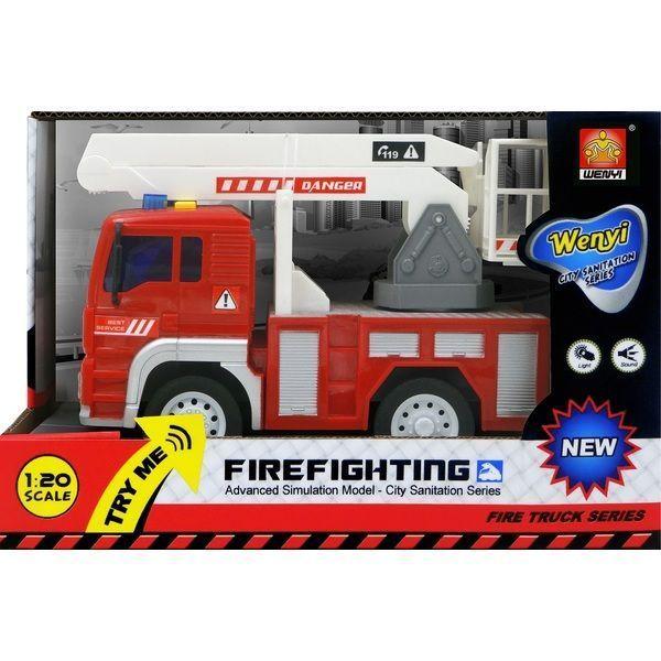 "1:20 Машина ""Fire Truck"""