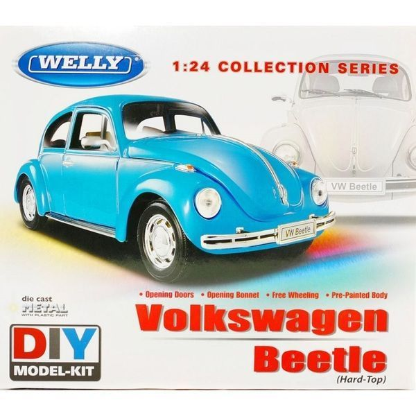1:24 VW BEETLE MODEL KIT