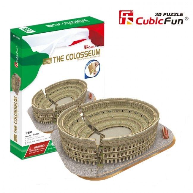 3D PUZZLE Colosseum
