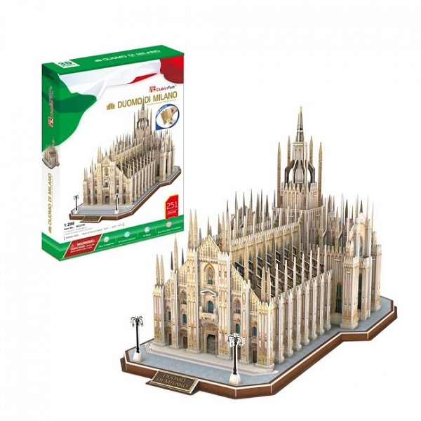 3D PUZZLE Duomo di Milano