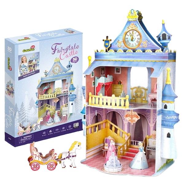 3D PUZZLE Fairytale Castle