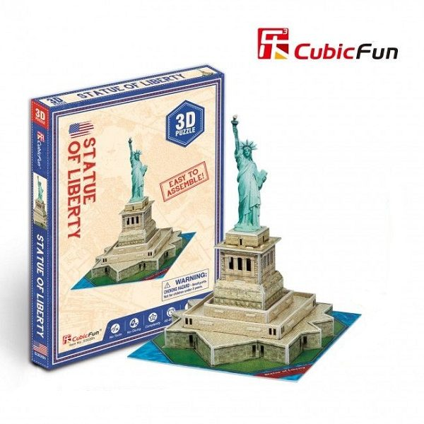 3D PUZZLE Statue of Liberty