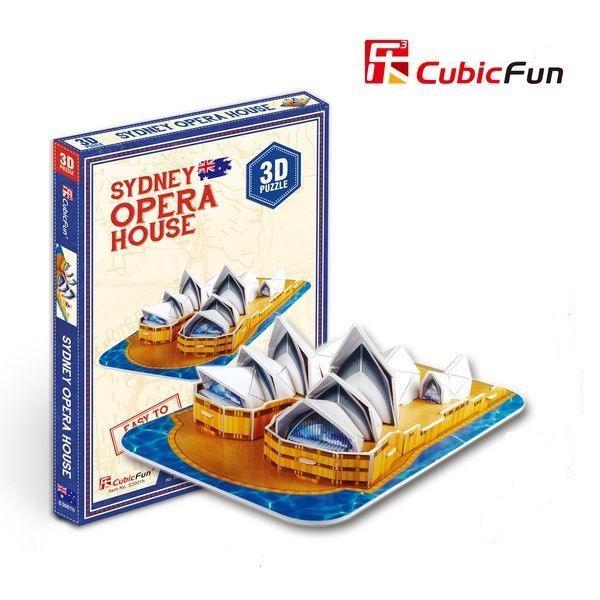 3D PUZZLE Sydney Opera House