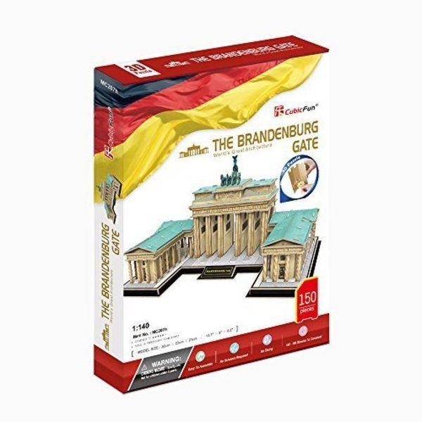 3D PUZZLE The Brangenburg Gate