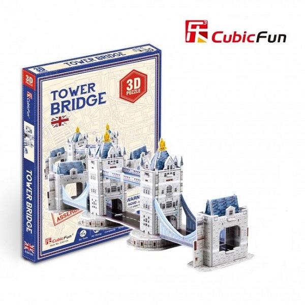 3D PUZZLE Tower Bridge (UK)
