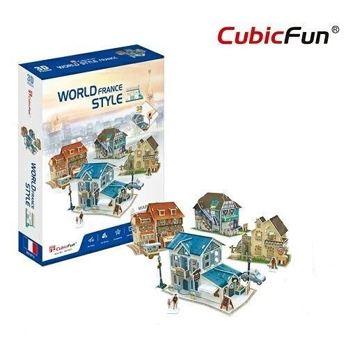 3D World Style - France