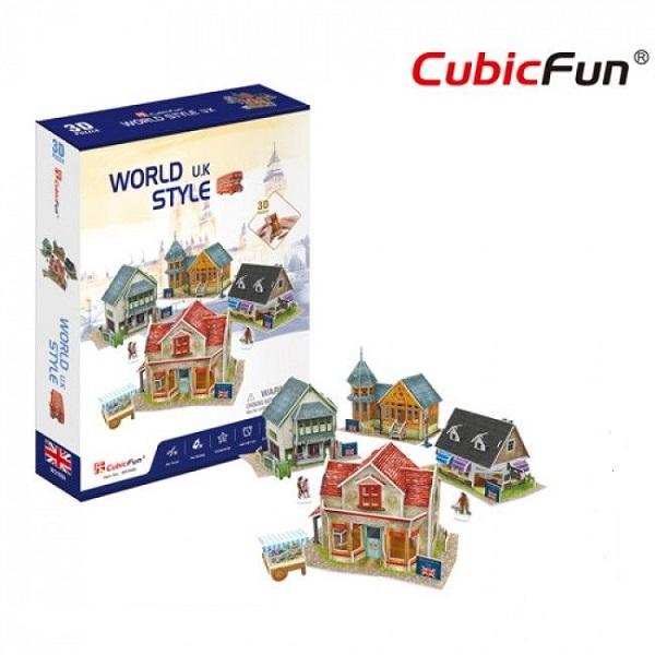 3D World Style - UK