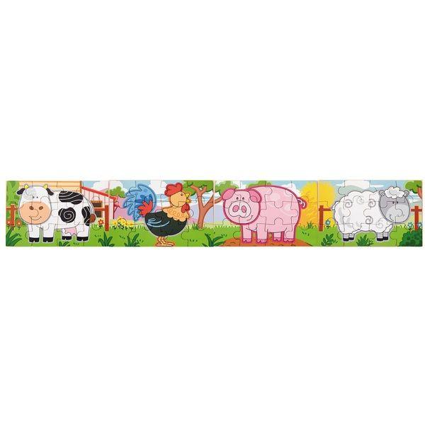 4-Puzzle box - Farm