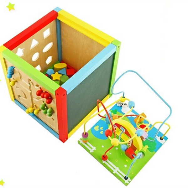 5-in-1 Toy Cube