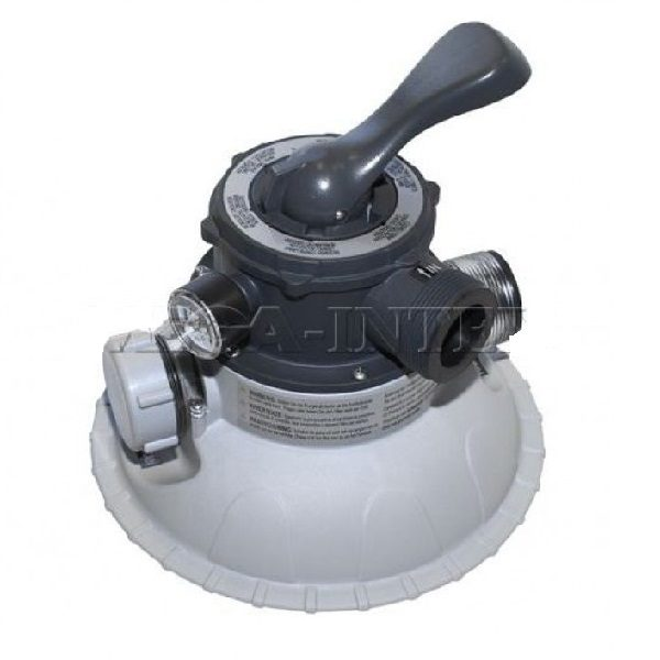 6-Way Valve & Tank Cover Set