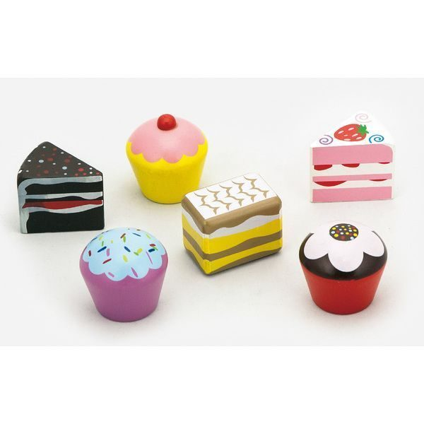 6pcs Cake Set