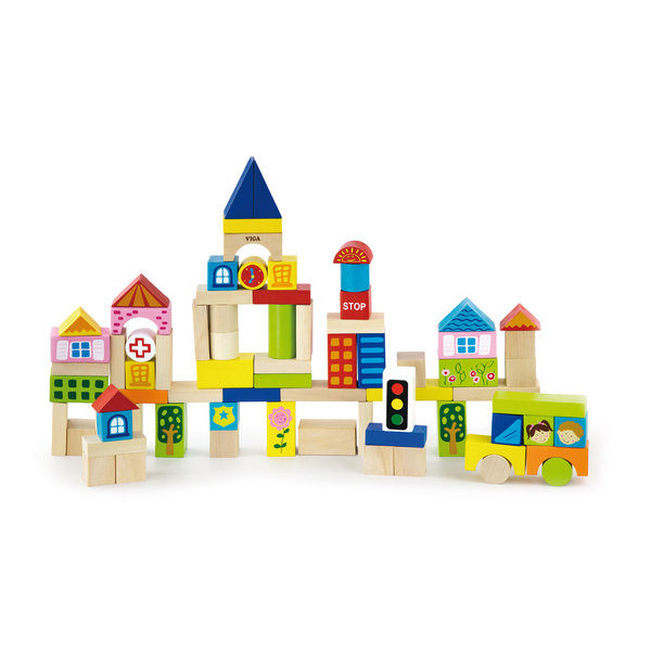 75pcs Block Set - City