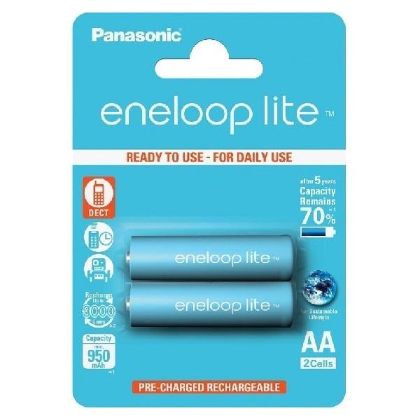 Acumulator AA Eneloop Lite 950 mAh U2 Rechargeble
