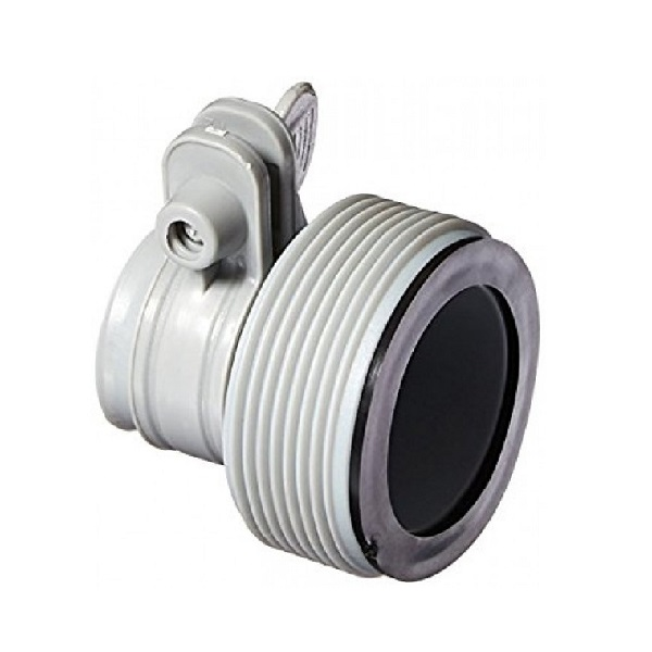 Adapter B (to Connect Large Hose [1.5in or 38mm] to Small Pumps & to Connect 06 & After Season Large Pumps to 16 & Below Above Ground Pools)