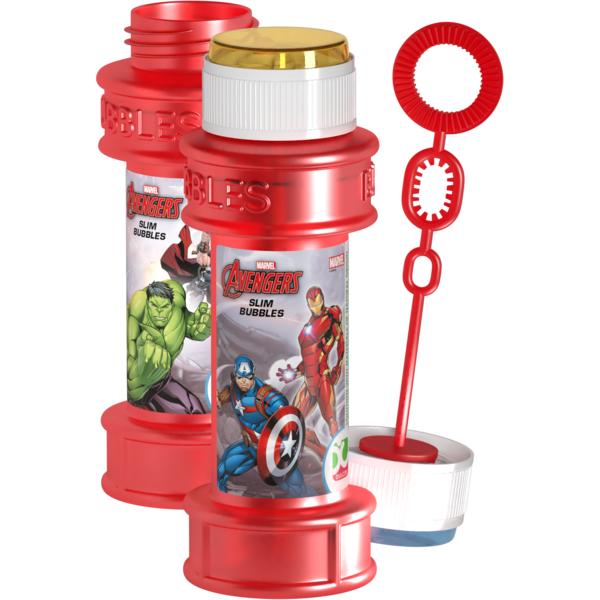 Baloane de Săpun 120ml Slim Avengers