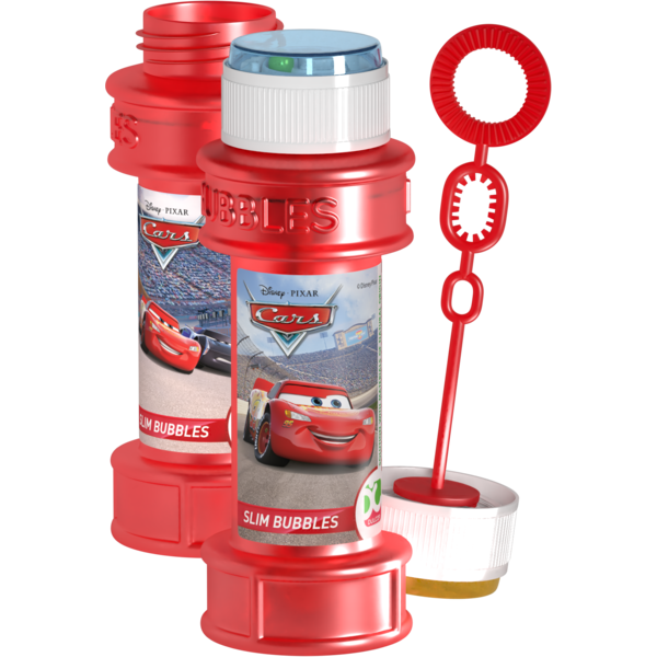 Baloane de Săpun 120ml Slim Cars