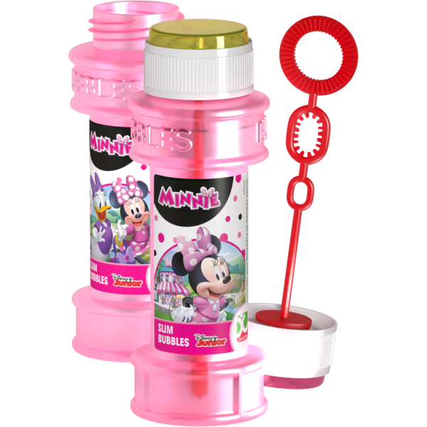 Baloane de Săpun 120ml Slim Minnie