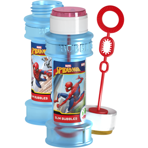 Baloane de Săpun 120ml Slim Spider-Man