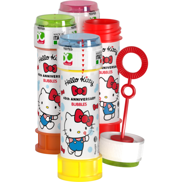 Baloane de Săpun 60ml Hello Kitty - NEW
