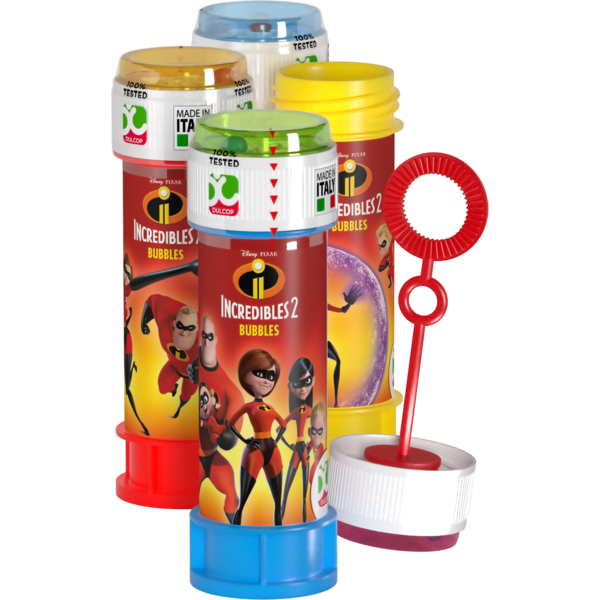 Baloane de Săpun 60ml The Incredibles II - NEW