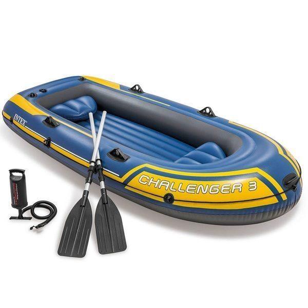 Barca gonflabila CHALLENGER 3 (295x137x43 cm)