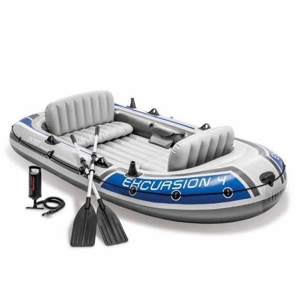 Barca gonflabila EXCURSION 4 (315x165x43 cm)