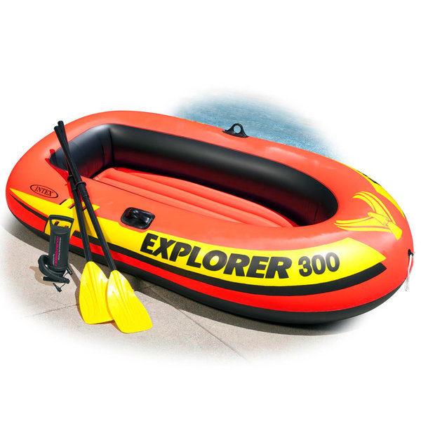 Barca gonflabila EXPLORER 300