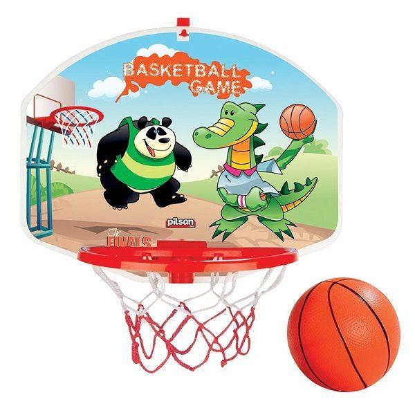 Basketball Game Pilsan