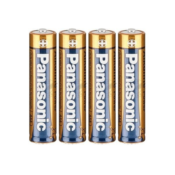 Baterie Panasonic AAA LR03