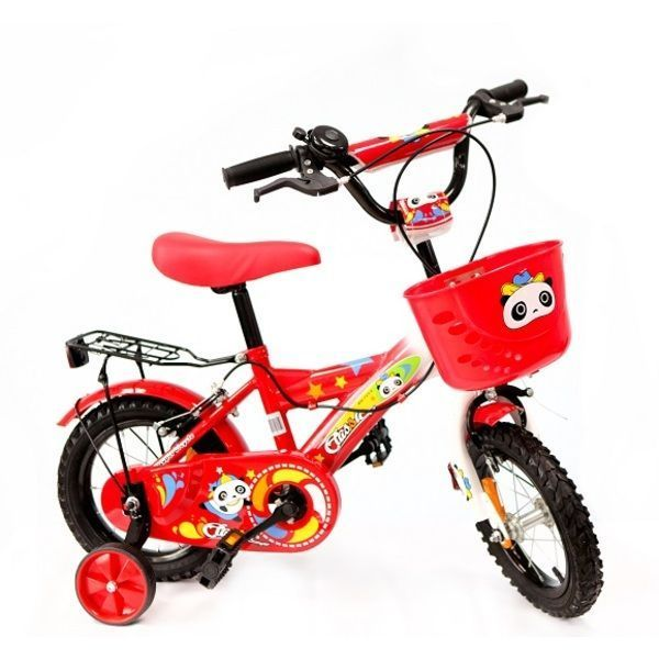 "Bicicleta 12"" (rosu) FN16106"