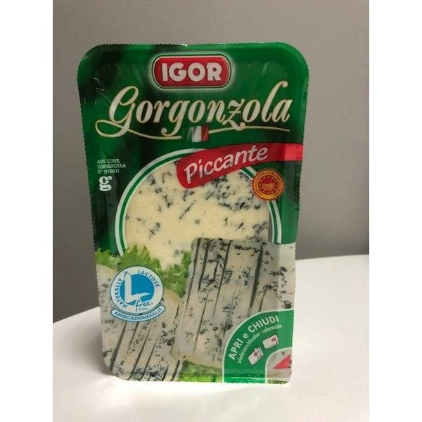 GORGONZOLA PICCANTE 150G