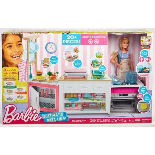 Bucataria Barbie