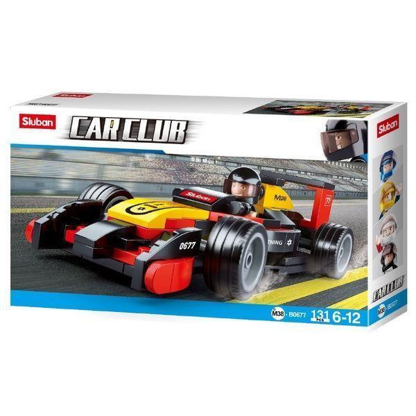 CAR CLUB - F1