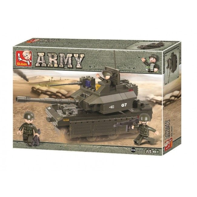 CONSTRUCTOR ARMORED CORPS--M1A2-ABRAMS