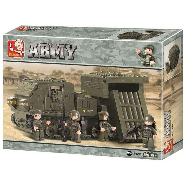 CONSTRUCTOR ARMY - Guard Bazooka