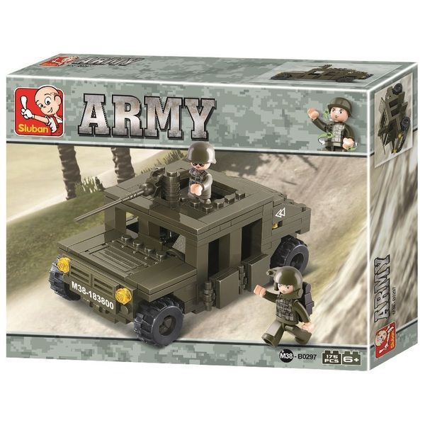 CONSTRUCTOR ARMY - Hummer Squadcar