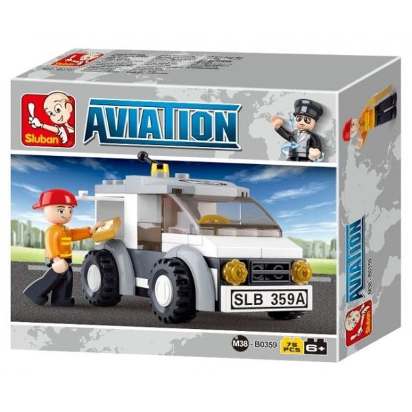 CONSTRUCTOR AVIATION - Express Car