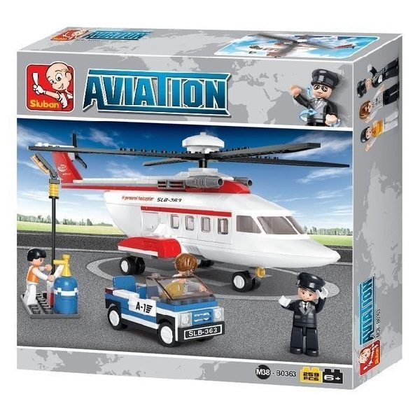 CONSTRUCTOR AVIATION- H PERSONAL HELICOPTER